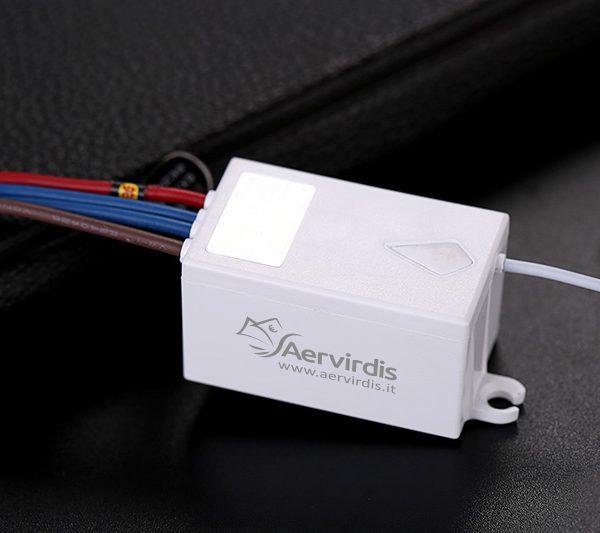AerVirdis - Imperium: sensore per porte finestre wireless per condizionatori