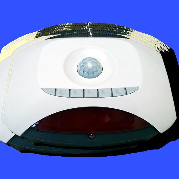 AerVirdis - Praesentia SIMPLEX: sensore di presenza movimento e prossimità ad infrarossi per condizionatori